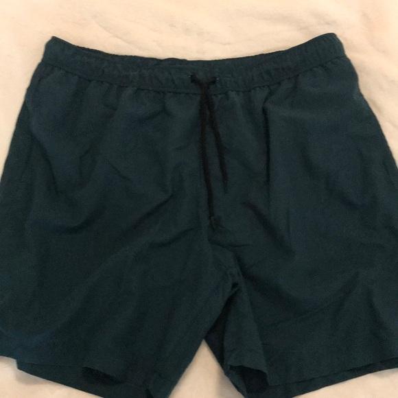 1cfb97a56d ASOS Swim | Forest Green Bathing Suit For Men | Poshmark